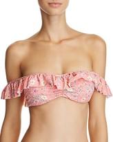 Ale By Alessandra Say Oui Bandeau Bikini Top
