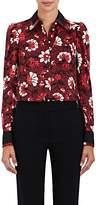 Altuzarra Women's Marlowe Floral Silk Blouse