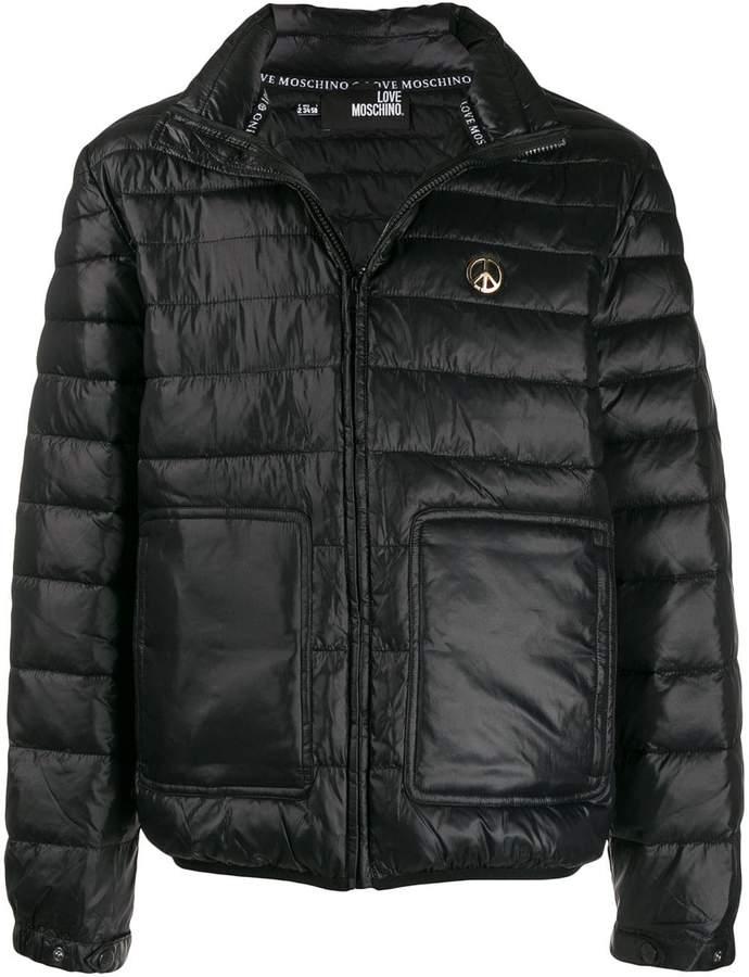 e031e90e2ebb0 Love Moschino Men's Jackets - ShopStyle