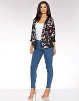 Quiz Floral Print Jacket