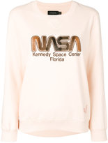 Coach Nasa sweatshirt - women - Cotton - XS