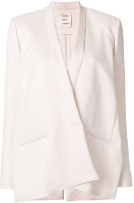 Maison Rabih Kayrouz classic fitted blazer