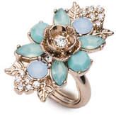 Marchesa Embellished Cluster Ring