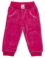 Salt&Pepper SALT AND PEPPER Baby Girls Trousers - Pink - 0-3 Months