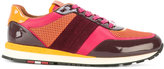Bally Asyia sneakers - women - Leather/Patent Leather/Suede/rubber - 35