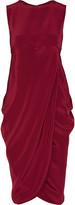 Zero Maria Cornejo Kali silk crepe de chine dress