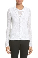Dolce & Gabbana Women's Open Knit Cardigan