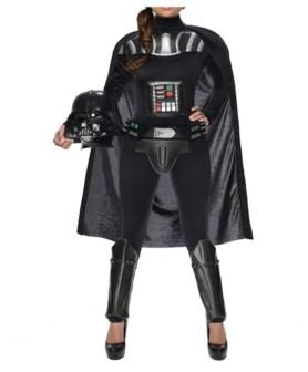 BuySeasons BuySeason Women's Star Wars Darth Vader Costume