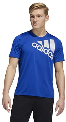 adidas Tokyo Olympics Badge of Sport Tee (Scarlet) Men's Clothing