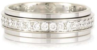 Piaget pre-owned 18kt white gold Possession diamond ring