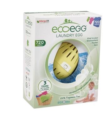 ecoegg Laundry Egg 720 Washes Fragrance Free