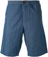 Oliver Spencer Palmers drawstring shorts - men - Cotton - 30