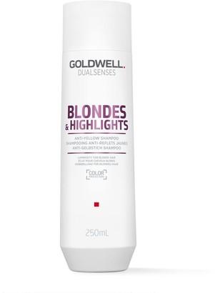 Goldwell Dualsenses Blonde & Highlights Anti-Yellow Shampoo 250Ml