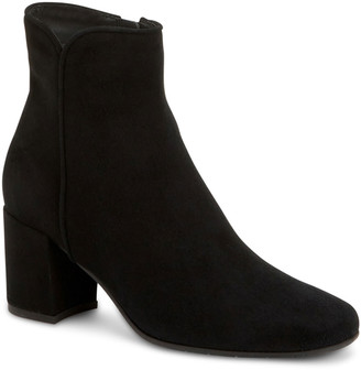 Aquatalia Denisse Suede Ankle Booties
