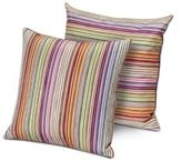 Missoni Home Jenkins Striped Cushion Pillow