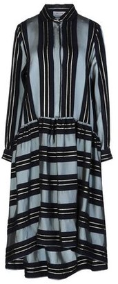 Aglini Knee-length dress