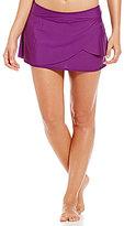 Alex Marie Solid Ruffle Skirt