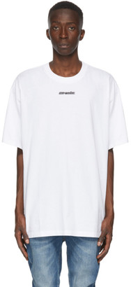 Off-White White Marker Arrows T-Shirt