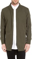 Zanerobe Men's Aten Wool Blend Bomber Jacket