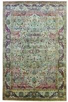 """Aura Silk & Wool Rug - 8'x12'7"""""""
