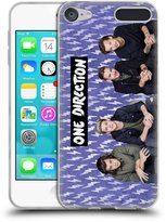 Head Case Designs Official One Direction Group Icon Soft Gel Case for