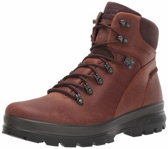 Ecco Men's Rugged Track Hydromax Water-Resistant Plain Toe Boot