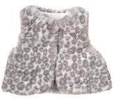 Gymboree Snow Leopard Vest