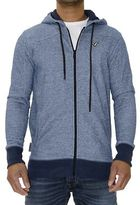 Voi Jeans New Mens Designer Hoodie Sweat North Blue Hoody