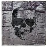 360 Cashmere Skull Plush Blanket