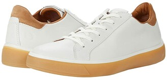 Ecco Street Tray Classic Sneaker (Black/Magnet) Men's Shoes