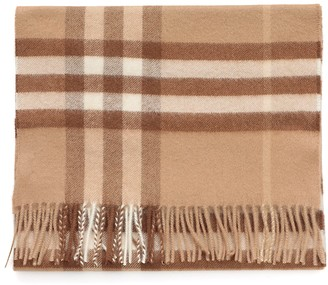 Burberry The Classic Check Cashmere Scarf