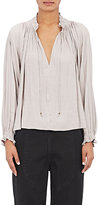 Ulla Johnson Women's Rosamund Matte Satin Blouse