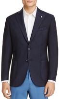 L.B.M Basic Solid Slim Fit Sport Coat