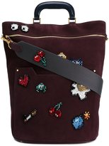 Anya Hindmarch 'All Over Stickers' shoulder bag