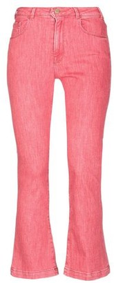 Frame pants