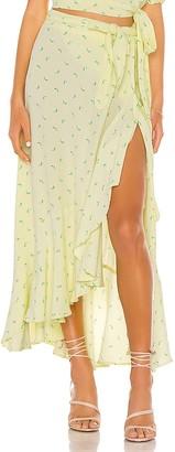 Faithfull The Brand Aubrie Skirt