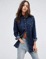 G Star G-Star Tacoma Boyfriend Denim Shirt