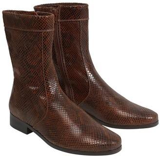 soeur Ecaille Brown Boots - 40 UK7