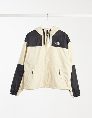The North Face Sheru jacket in white