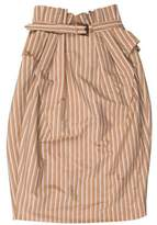Bottega Veneta Printed Knee-Length Skirt w/ Tags