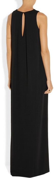 Calvin Klein Collection Stretch-jersey gown