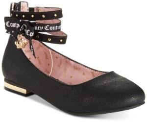 Juicy Couture Little & Big Girls Santa Barbara Shoes