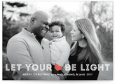 Minted Be Light Christmas Photo Cards