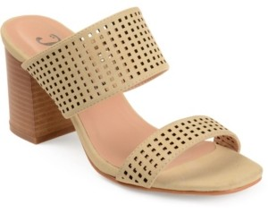 Journee Collection Women's Sonya Mules Women's Shoes