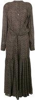 Etoile Isabel Marant printed dress - women - Viscose - 36