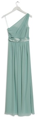 Dorothy Perkins Womens Showcase Tall Green Thyme Sadie Maxi Dress, Green