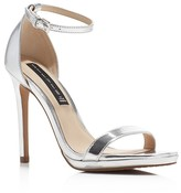 STEVEN BY STEVE MADDEN Rykie High Heel Evening Sandals
