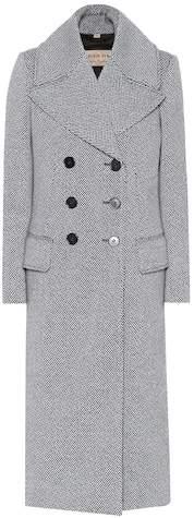 Burberry Aldermoor wool-blend coat