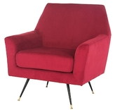 Safavieh Nynette Retro Mid-Century Accent Chair
