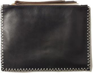 Raven & Lily Mara Leather Pouch